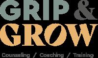 Je hebt eerst grip nodig om te kunnen groeien. Grip & Grow praktijk voor coaching en counseling helpt je daarbij.